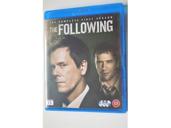 The Following - Hela första säsongen på Blu-Ray