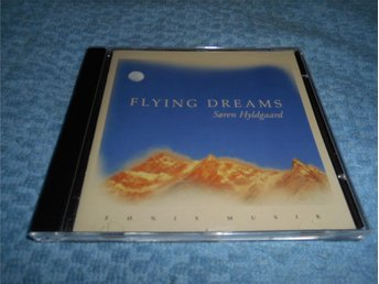 Sören Hyldgaard - Flying Dreams (CD) NM/EX