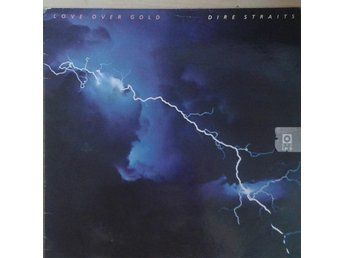 Dire Straits  titel*  Love Over Gold* Scandianavian LP