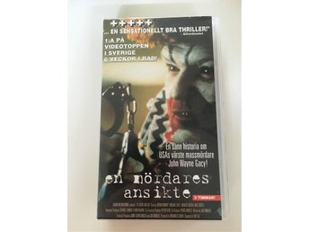 To Catch a Killer / En Mördares Ansikte VHS
