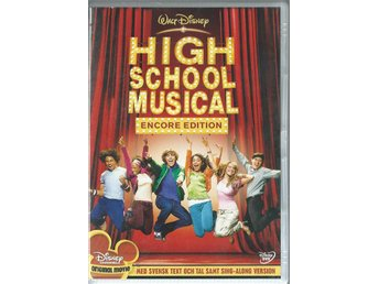 DISNEY - HIGH SCHOOL MUSICAL - ENCORE EDITION(SVENSKT TEXT) - Svedala - DISNEY - HIGH SCHOOL MUSICAL - ENCORE EDITION(SVENSKT TEXT) - Svedala