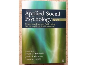 Applied social psychology (Schneider/Gruman/Coutts, 2:nd edition, 2012)