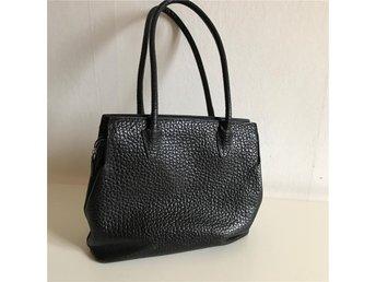 JIL SANDER Black Shoulder Handbag - Falun - JIL SANDER Black Shoulder Handbag - Falun