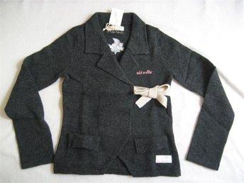 NY Odd Molly #233A lovely knit solid jacquard jacket stl 0 black kofta cardigan - Skellefteå - NY Odd Molly #233A lovely knit solid jacquard jacket stl 0 black kofta cardigan - Skellefteå