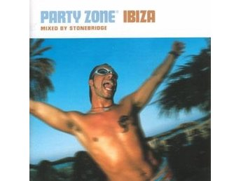 StoneBridge - Party Zone Ibiza - RARE 2CD!