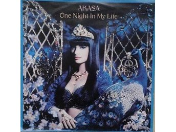 "Akasa title* One Night In My Life* Acid House, Euro House, Experimental EU 7"" - Hägersten - Akasa title* One Night In My Life* Acid House, Euro House, Experimental EU 7"" - Hägersten"