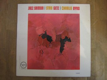 Stan Getz/Charlie Byrd-Jazz Samba (LP) USA-Press
