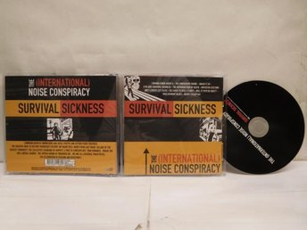 THE INTERN. NOISE CONSPIRACY - SURVIVAL SICKNESS