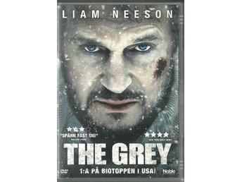 ** THE GREY  med LIAM NEESON **