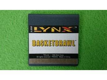 Basketbrawl Atari Lynx