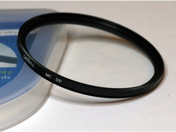 MC UV filter 58mm Green.L Passar Canon, Nikon, Pentax Sony m fl