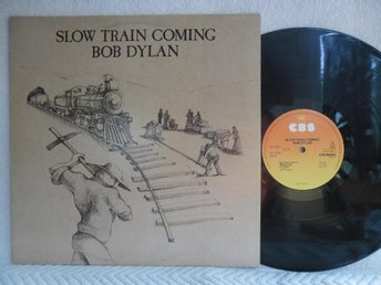 BOB DYLAN - SLOW TRAIN COMING - CBS 86095