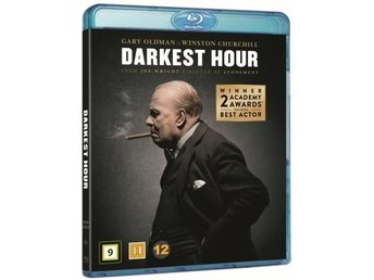 Darkest Hour (Blu-ray) Ny & inplastad