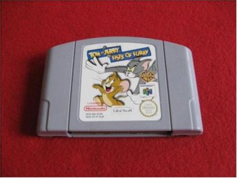 TOM & JERRY FISTS OF FURRY till Nintendo 64 N64