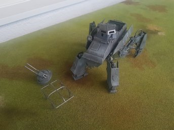 Dust Tactics / 1947 - Axis Command Walker (Prinzluther, Sturmluther)