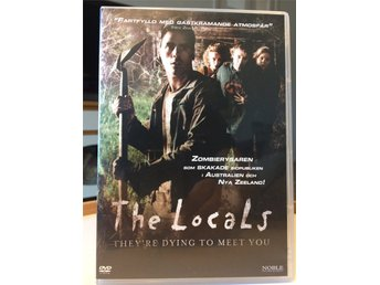 DVD - THE LOCALS (KATE ELLIOT)