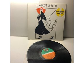 Bette Midler  The best of 1978