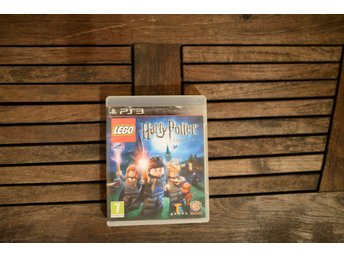 Playstation 3 spel PS3 LEGO Harry Potter year 1-4