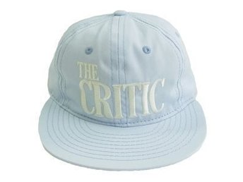 "Keps Alltimers, Ebbets Fields , baby blue "" The Critic"" , Skateboard"