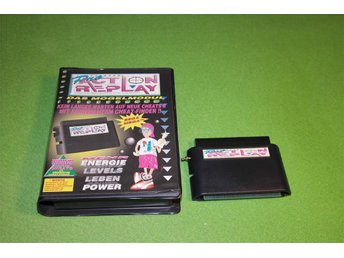 Action Replay Sega Megadrive