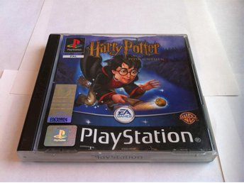 PSX/PSone: Harry Potter and the Philosophers Stone