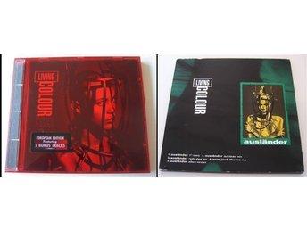 Living Colour – Stain (Album) Ausländer (5 track CD-single) Paket! Superpris! - Malmö - Living Colour – Stain (Album) Ausländer (5 track CD-single) Paket! Superpris! - Malmö