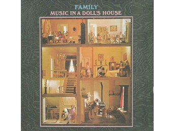 FAMILY - MUSIC IN A DOLL'S HOUSE CD (REM) (PAPER SLEEVE) NYSKICK!