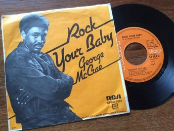 George McCrae Rock your baby RCA 1974