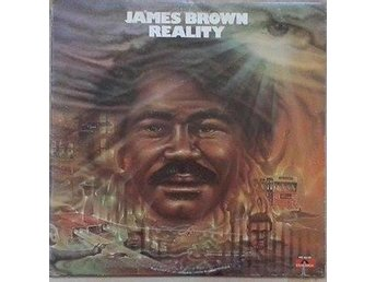 James Brown title* Reality* LP US