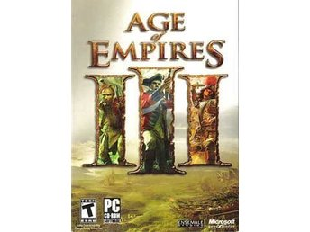 AGE OF EMPIRES III PC SPEL - Jonsred - AGE OF EMPIRES III PC SPEL - Jonsred