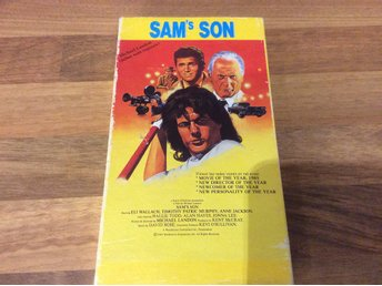 Sam,S Son VHS Eli wallach,Timothy Patrick Murphy,Allie Tod mm