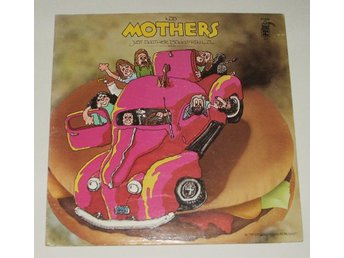 THE MOTHERS - JUST ANOTHER BAND FROM L.A - US 1st press 1972