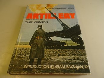 Artillery - The big guns go to war