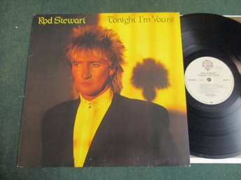 "Rod Stewart ""Tonight I'm Yours"""