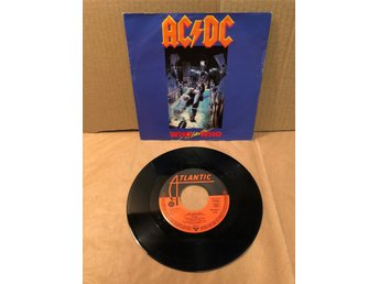 AC/DC - Who made who! Singel!