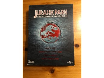 Jurassic Park, The ultimate collection