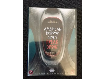 AMERICAN HORROR STORY - Freak Show (The Complete Fourth Season)