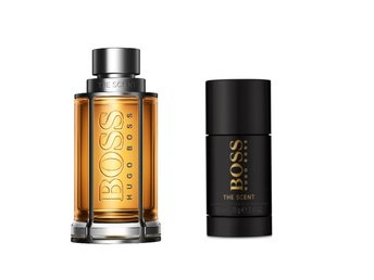Hugo Boss The Scent Gift Set: EdT 50ml + Deostick 75ml