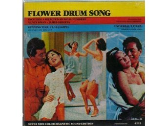Super 8 / Ljud / 120 meter / Färg - Flower Drum Song (Musical)