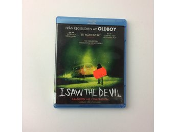 Blu-ray Film, I saw the devil