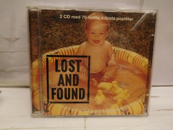 LOST AND FOUND - 1970-1978 - 2-CD