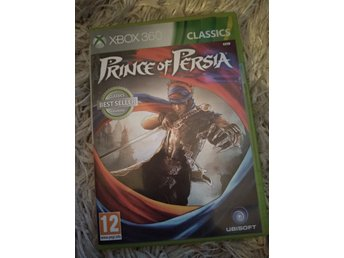 Xbox 360 spel simulator Prince of Persia gamer