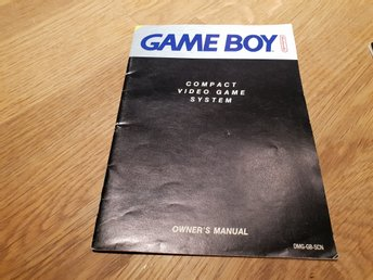 Game Boy SCN Manual GAME BOY