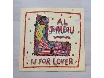 "AL JARREAU - IS FOR LOVER. (MVG 12"")"
