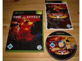 Xbox: CT Special Forces: Fire For Effect
