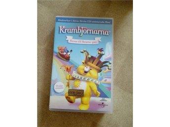 VHS film Krambjörnarna Care Bears - Resan till Skratta-gott - Hudiksvall - VHS film Krambjörnarna Care Bears - Resan till Skratta-gott - Hudiksvall