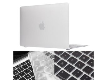 "ENKAY Skal Till MacBook 12"" - Vit"