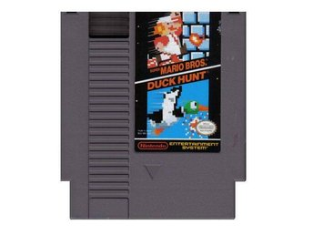 Super Mario Bros / Duck Hunt - SCN - Nintendo 8bit
