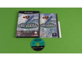Kelly Slaters Pro Surfer KOMPLETT  GameCube Game Cube