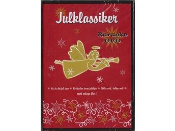 JULKLASSIKER - KARAOKE - DVD (NY, INPLASTAD) - Edsbyn - JULKLASSIKER - KARAOKE - DVD (NY, INPLASTAD) - Edsbyn